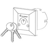 Unterputz-Schlüsselschalter + 48,43 EUR